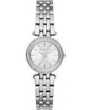 Michael Kors MK3294 Señoras Mini darci de acero de plata reloj pulsera