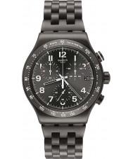 Swatch YVM402G Reloj para hombre de destino soho