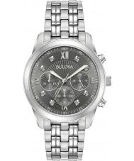 Bulova 96D135 Reloj de diamante para hombre