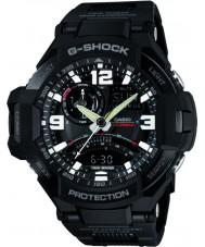 Casio GA-1000FC-1AER reloj de neón-iluminador de sensor doble para hombre g-shock