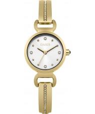 Oasis B1573 Las señoras reloj pulsera de la aleación de oro