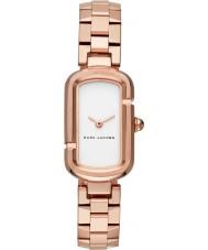 Marc Jacobs MJ3505 Jacobs damas chapado en oro rosa reloj pulsera