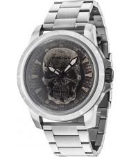 Police 14385JS-57M Reloj para hombre reaper