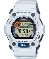 Casio G-7900A-7ER Mens G-SHOCK G-rescate reloj blanco