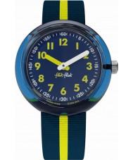 Flik Flak FPNP023 Reloj de banda amarillo
