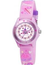 Tikkers TK0036 Chicas rosa reloj de la princesa