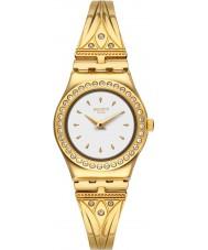 Swatch YSG155G Reloj de oro para mujer