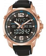 Pulsar PZ4006X1 Reloj deportivo para hombre