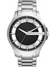 Armani Exchange AX2179 reloj de pulsera de acero de plata vestido de los hombres