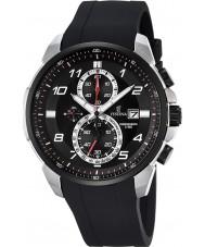 Festina F6841-2 reloj cronógrafo de caucho negro para hombre del cronógrafo