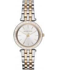 Michael Kors MK3405 Señoras de la mini dos tonos reloj pulsera de acero darci