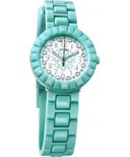 Flik Flak FCSP022 Niñas stellquoise reloj turquesa