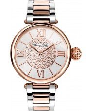 Thomas Sabo WA0257-277-201-38mm Damas karma reloj de pulsera de acero de dos tonos
