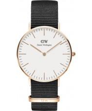 Daniel Wellington DW00100259 Reloj clásico de cornwall 36mm