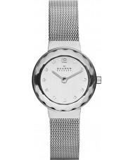 Skagen 456SSS Damas klassik reloj de malla de acero