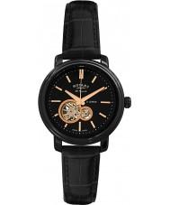 Rotary GS90502-04 Para hombre originales les jura reloj automático