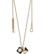 Orla Kiely N4126 Collar de la margarita de las señoras