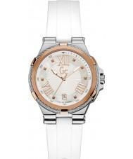 Gc Y34002L1 Reloj de pulsera para mujer structura