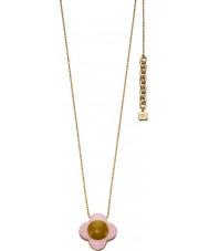 Orla Kiely N4125 Collar de la margarita de las señoras