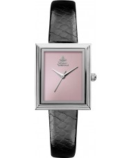 Vivienne Westwood VV115PKBK Reloj de señora berkley sqaure