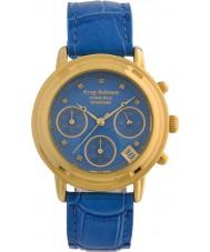 Krug-Baumen 150578DL Ladies reloj de diamante principio