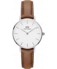 Daniel Wellington DW00100240 Señoras clásico pequeño durham 28mm reloj