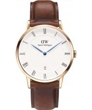 Daniel Wellington DW00100083 Para hombre apuesto de 38 mm varones St Rose reloj de oro