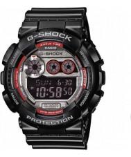 Casio GD-120TS-1ER Mens g-shock tiempo del mundo del reloj digital negro