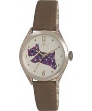 Radley RY2180 reloj de la correa de cuero marrón de las señoras