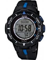 Casio PRG-300-1A2ER Reloj para hombre de la correa de resina negro pro-caminata