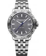 Raymond Weil 8160-ST2-60001 Mens tango reloj de pulsera de acero de plata