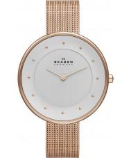 Skagen SKW2142 Damas klassik reloj color de rosa malla de oro