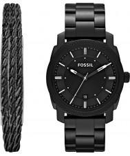 Fossil FS5393SET Conjunto de regalo para reloj de máquina para hombre
