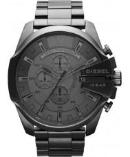 Diesel DZ4282 Mega jefe de bronce reloj cronógrafo para hombre
