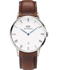Daniel Wellington DW00100087 Para hombre apuesto de 38 mm reloj st varones plata