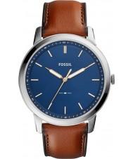 Fossil FS5304 Reloj minimalista para hombre
