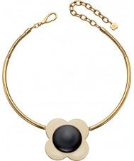 Orla Kiely N4157 Collar de cadena de margaritas
