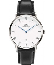 Daniel Wellington DW00100088 Para hombre reloj de plata Sheffield pulcro 38mm