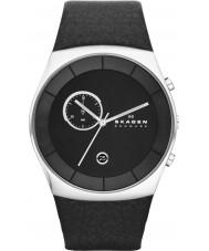 Skagen SKW6070 Para hombre reloj cronógrafo negro klassik