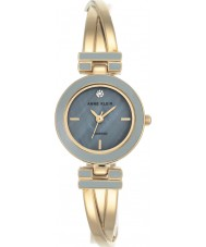 Anne Klein AK-N2622GYGB Reloj de mujer lynn