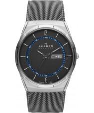 Skagen SKW6078 Mens Aktiv reloj de titanio malla gris