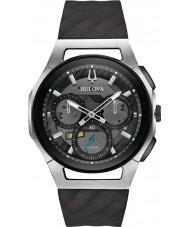 Bulova 98A161 Reloj para hombre progresivo curv