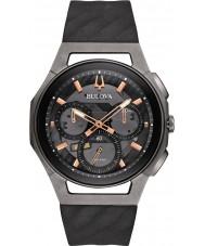 Bulova 98A162 Reloj para hombre progresivo curv