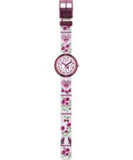 Flik Flak FPNP007 Niñas fiorissima reloj en dos tonos