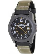 Timex T42571 Reloj para hombre expedición campista negro