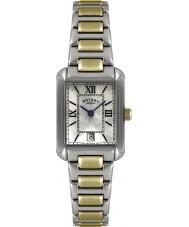 Rotary LB02651-41 Relojes de reloj de dos tonos