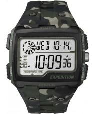 Timex TW4B02900 Mens expedición de color caqui de choque del reloj digital camo crono