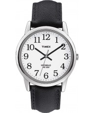 Timex T20501 Para hombre blanco negro fácil reloj lector