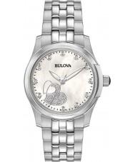 Bulova 96P182 Las señoras del reloj de oro
