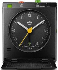 Braun BNC005BKBK Movimiento actived repetición despertador - negro